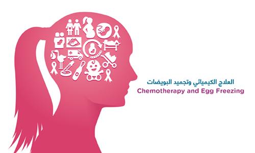 العلاج الكيميائي وتجميد البويضات